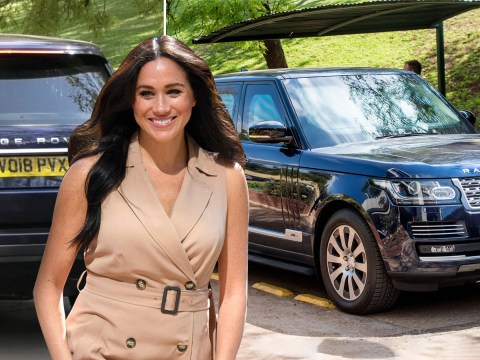 Harry and Meghan shipped Range Rovers to South Africa amid 'security concerns'