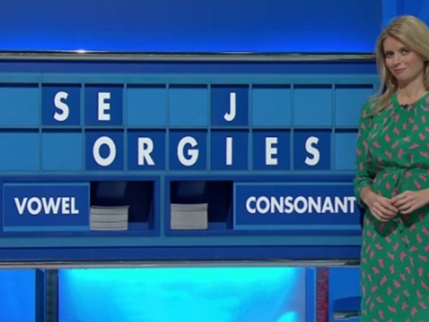 Countdown in chaos as contestant spells out 'orgies' – leaving Rachel Riley red-faced