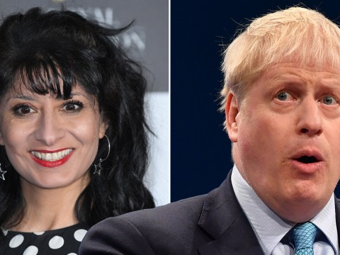 Comedian claims Boris squeezed her hand under table before Question Time debate