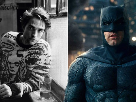 Robert Pattinson literally has no clue how he got the role as the new Batman but we're here for it