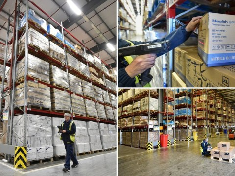 NHS Wales reveals 'Brexit Warehouse' stockpiling medicine supplies