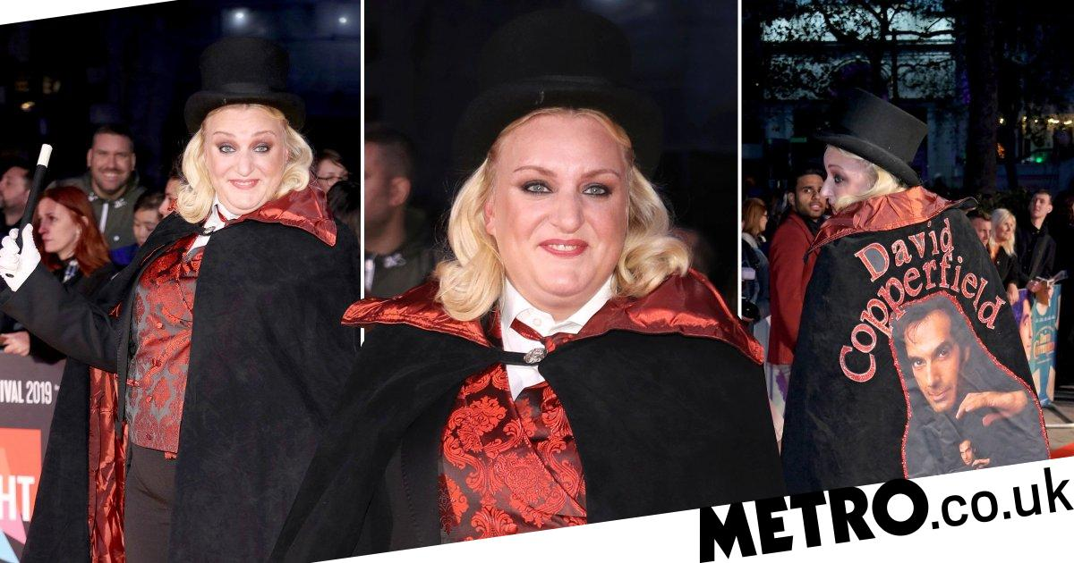 This Country's Daisy Cooper went full method for the David Copperfield premiere