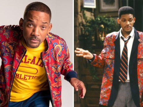 Will Smith drops Fresh Prince of Bel-Air fashion range and it's not just available in West Philadelphia
