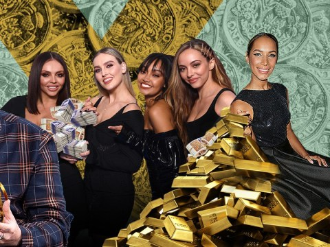 Salute to Little Mix as girl group 'become The X Factor's richest winners'