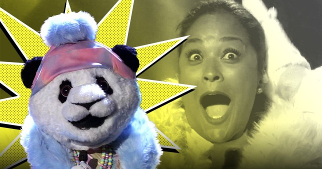 Laila Al Panda The Masked Singer