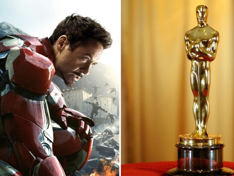 Robert Downey Jr fans upset as Disney fail to campaign for him in Oscars consideration list