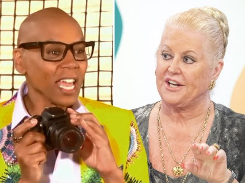 Kim Woodburn 'honoured' by epic impression on RuPaul's Drag Race UK