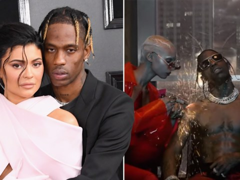 Travis Scott ignores Kylie Jenner split as he drops new track Highest In The Room