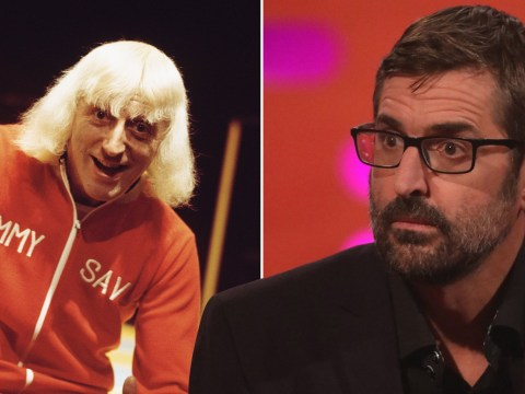 Louis Theroux addresses relationship with Jimmy Savile: 'I did quite like him'