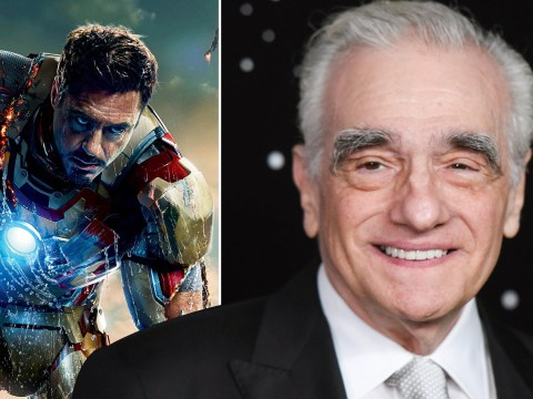 Martin Scorsese claims Marvel films are 'not cinema' – despite Avengers: Endgame becoming highest grossing film in history