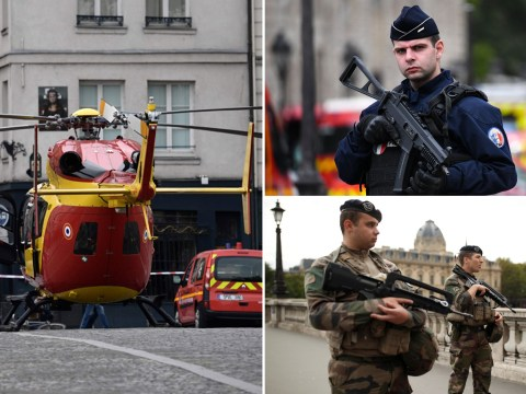 Paris knifeman who killed four colleagues linked to Islamic extremist group