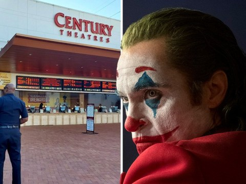 Cinema shut down after police receive 'credible threat' linked to new Joker movie