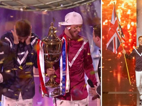 Twist And Pulse win Britain's Got Talent: The Champions after tense final: 'This means the world to us'