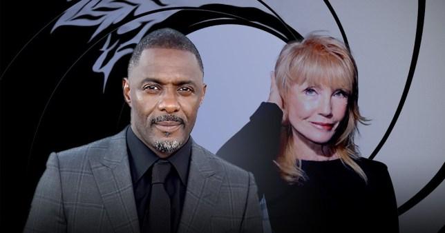 Idris Elba and Susie Venner