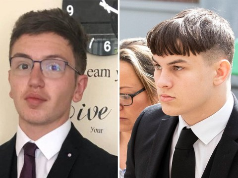 Pictured: Ex-public schoolboy cleared of murdering friend Yousef Makki