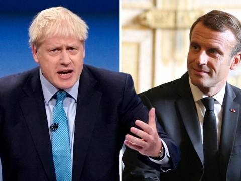 Boris Johnson warns French PM Brexit cannot be delayed
