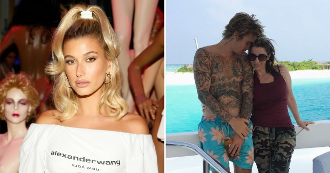 Justin Bieber's mum praises his 'beautiful' new wife Hailey Baldwin