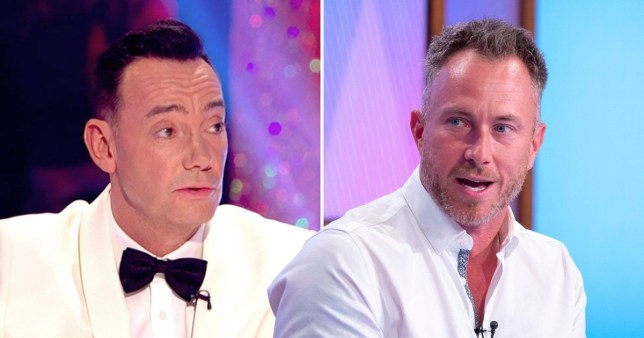 James and Craig - Strictly