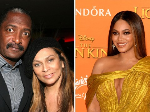 Tina Knowles is sure ex-husband Mathew Knowles will 'be fine' after breast cancer diagnosis