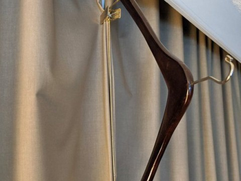 Savvy traveller shares hotel room hack for creating blackout curtains