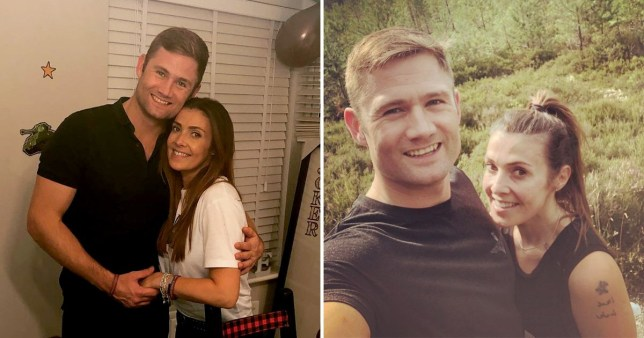 Who is Kym Marsh's boyfriend Scott Ratcliffe and what is his job?