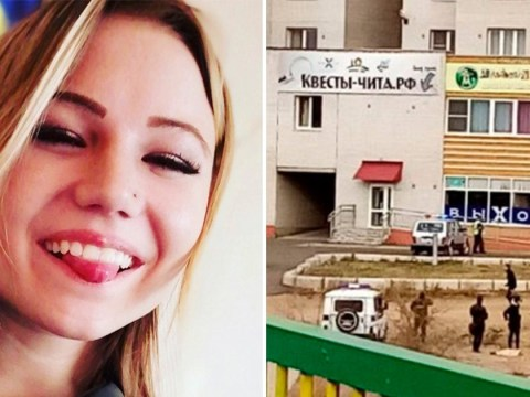 Strip club worker's decapitated head thrown from 12th storey flat