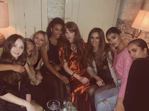 Cheryl spotted with Rita Ora's sister despite alleged showdown over Liam Payne