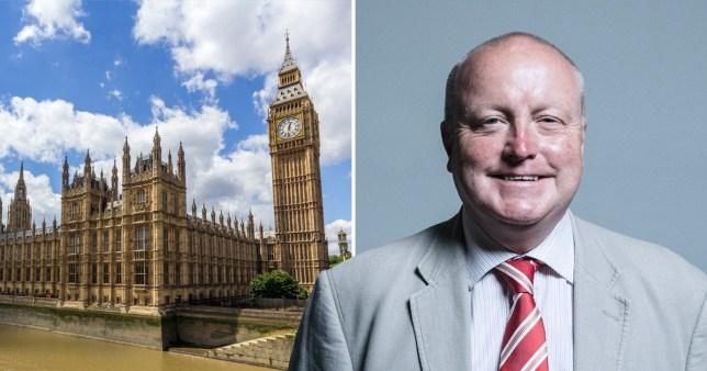Mr Hepburn has been a Labour Party MP since 1997 (Picture: Chris McAndrew/UK Parliament)