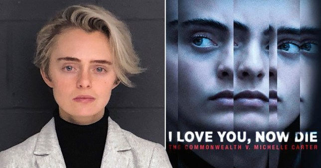 Michelle Carter and I Love You, Now Die