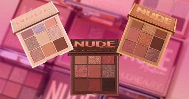 Huda Beauty's new Nude Obsessions Eyeshadow Palettes cater to all skin tones