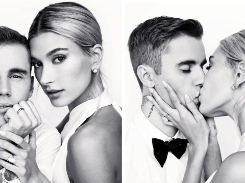 How long have Justin Bieber and Hailey Baldwin been together as stars release new wedding pics?