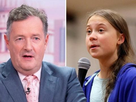 Piers Morgan praises Greta Thunberg for her 'admirable passion' despite previous criticism