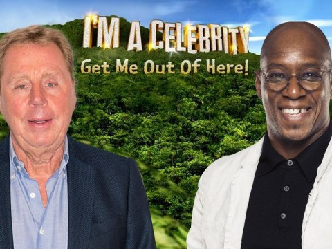 I'm A Celebrity's Harry Redknapp urges Ian Wright to 'keep calm' ahead of jungle stint