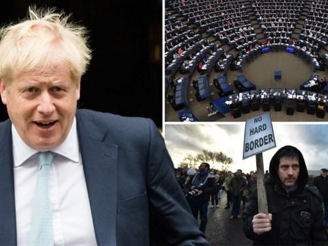 Brexit deal given fatal blow as Angela Merkel rejects Boris's plan