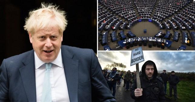 Boris Johnson and Brexit