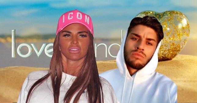 Katie Price's ex boyfriend shuts down Love Island rumours