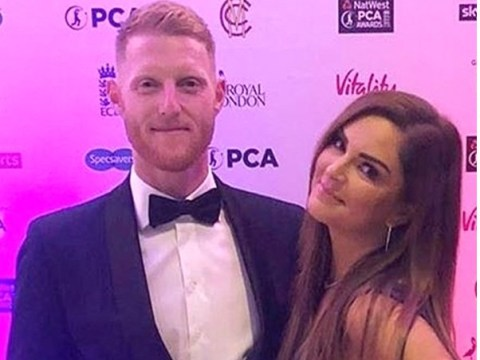 Ben Stokes slams 'irresponsible' domestic abuse claims following images as Piers Morgan defends cricketer