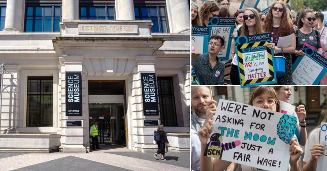 Museum staff set to stage fresh strike in long-running pay dispute