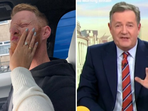Piers Morgan defends Ben Stokes over 'unfortunate' claims cricketer grabbed wife Clare's throat