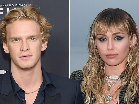 How long has Miley Cyrus been dating Cody Simpson?