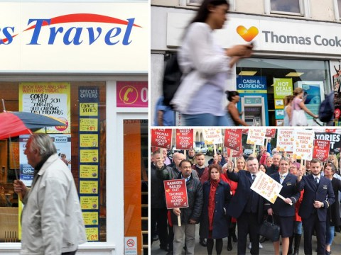 Hays Travel buys up all 555 Thomas Cook shops and takes on staff