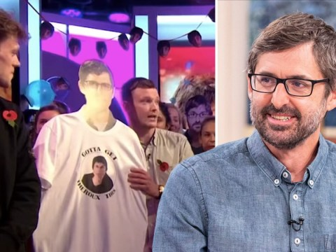 Louis Theroux pranked on The One Show – and no one had a clue