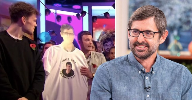The Youtuber's pranked Louis Theroux on The One Show
