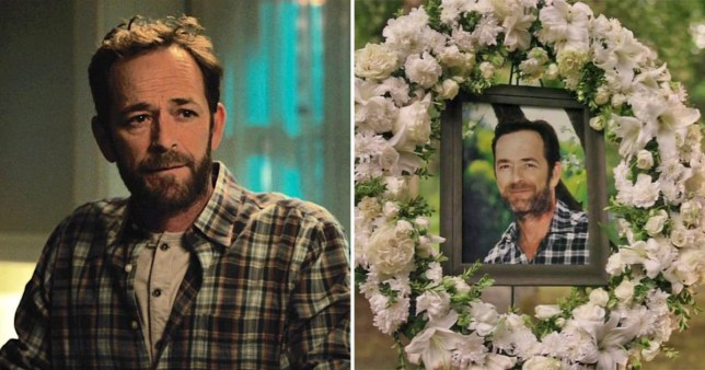 How did Luke Perry's character die in Riverdale?