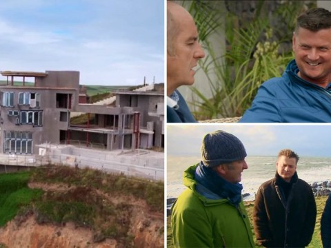 Grand Designs gets 'saddest episode ever' as 'grotesque' house causes couple to split