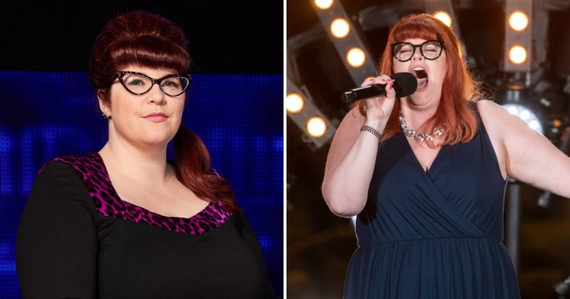 Jenny Ryan from The Chase and on Celebrity X Factor