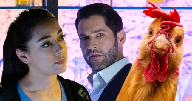Lucifer's writing team have just revealed season 5 episode 4's title