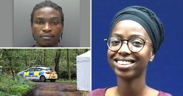 The body was confirmed to be that of murdered student Joy Morgan