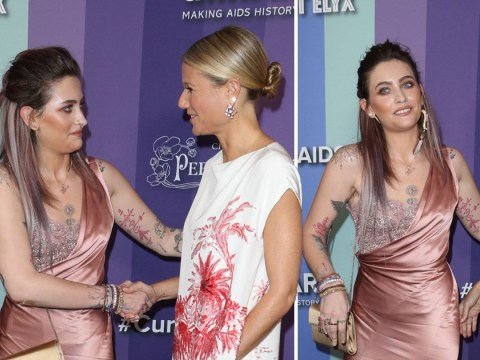 Paris Jackson and Gwyneth Paltrow are bestie goals as they slay red carpet together