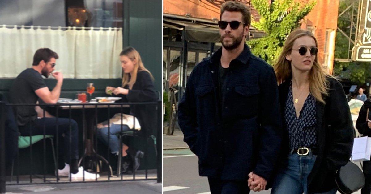 Liam Hemsworth dating eiza